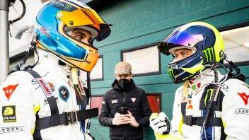 MotoGP: Valentino Rossi in Ferrari all'attacco della 12 Ore del Golfo in Bahrain