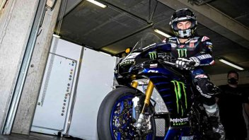 MotoGP: Niente test di Jerez per Maverick Vinales e la sua R1