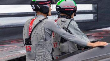 News: Dainese Sea-Guard: la più avanzata safety vest per la MotoGP della vela