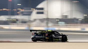 News: Gulf 12 Hours - In qualifying 8th place for Rossi, Marini and Uccio