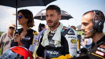 SBK: CIV SBK, Luca Vitali approda nella Scuderia Improve-Firenze Motor
