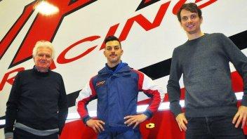 SBK: Davide Pizzoli riparte dalla SuperSport dopo la Moto3