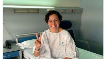 SBK: Ana Carrasco di nuovo sotto i ferri col sorriso sulle labbra