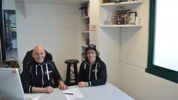 SBK: UFFICIALE: Axel Bassani debutta in Superbike con la Ducati V4 di Motocorsa