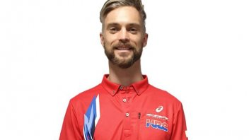 SBK: Big news from Honda at Jerez: Leon Camier becomes HRC team manager