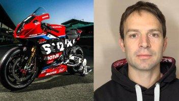 SBK: Sylvain Guintoli in Endurance con Yoshimura SERT Suzuki