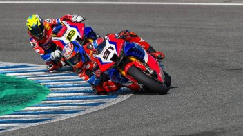 """SBK: Bautista: """"We made the most of a half day, now we have the direction to follow"""""""