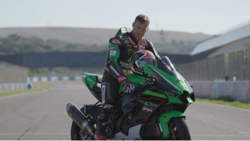 """SBK: Johnny Rea special tester for the ZX-10RR: """"It's like getting on an SBK bike"""""""