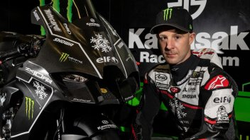 """SBK: Rea: """"I'm thinking about retiring, but to avoid divorcing, a role in Kawasaki."""""""