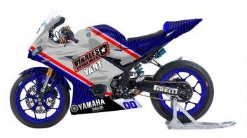 SBK: Maverick Vinales sulle orme di Rossi: nasce il Vinales Racing Team