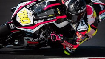SBK: Armando Pontone e Bike & Motor Racing Team di nuovo insieme nel 2021