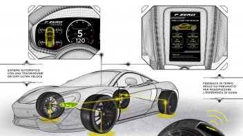 Auto - News: Pirelli Cyber Tyre: le prime gomme che parlano con l'auto