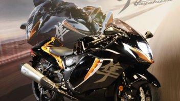 Moto - News: Suzuki: la Hayabusa Web Edition esaurita in due giorni
