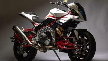 Moto - News: Bimota Tesi 3D Final Edition: spuntano tre esemplari in vendita in UK