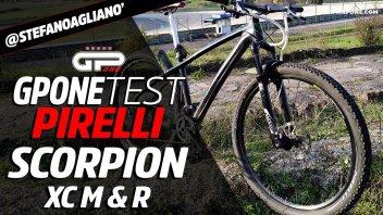 Moto - Test: Prova a Vallelunga delle Pirelli Scorpion XC M & R