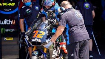 Moto2: Bezzecchi–Di Giannantonio: a Valencia il primo confronto del 2021