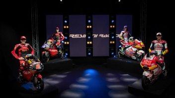 """Moto2: FOTO - Ecco il team Gresini 2021: """"vogliamo rendere orgoglioso Fausto"""""""