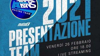 Moto2: Italtrans lancia Joe Roberts e Lorenzo Dalla Porta in diretta Live