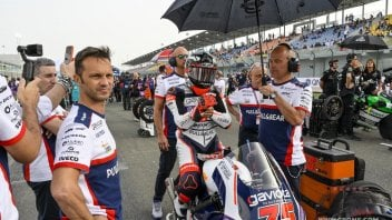 Moto3: Borsoi reckons even Rossi with his talent would struggle against today's young riders
