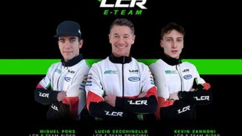 MotoE: Doppio colpo per Cecchinello: Zannoni e Pons con LCR