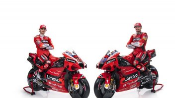 MotoGP: ALL THE PHOTOS - Red Revolution: the Ducati 2021s of Miller and Bagnaia