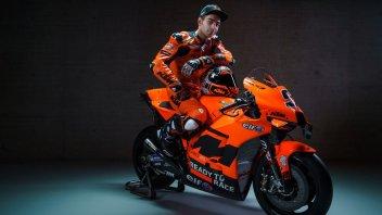 MotoGP: Ecco la KTM Tech3 di Danilo Petrucci: è Orange Power!