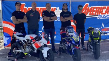 MotoGP: Hopkins and Roger Hayden on the hunt for talent with America Racing Academy