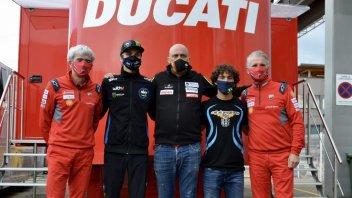 """MotoGP: Bastianini e Marini: """"siamo amici ma vogliamo diventare rivali"""""""