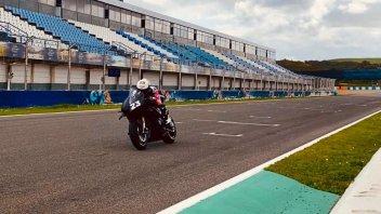 MotoGP: Jerez: ecco Enea Bastianini al primo contatto con la Ducati!