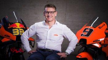 "MotoGP: Pit Beirer: ""KTM non ha due team ma un'unica squadra di 4 piloti"""