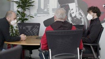 """MotoGP: Bagnaia: """"Casey Stoner mi ha scritto dopo le prime gare in Ducati"""""""