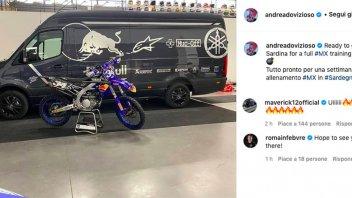 MotoGP: Dovizioso ha scelto la Yamaha: Vinales e Febvre gli danno il benvenuto