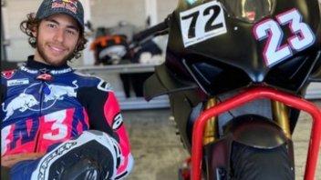 MotoGP: Sorpresa a Misano: Bastianini in pista con la Ducati V4S