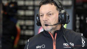 MotoGP: Fausto Gresini trasferito all'Ospedale Maggiore di Bologna