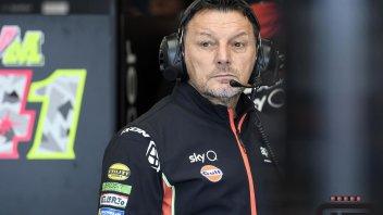 """MotoGP: Gresini, di nuovo febbre alta e il figlio Lorenzo avverte: """"state attenti"""""""