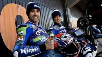 MotoGP: Ferrari e Savadori: l'ultimo regalo di Fausto Gresini all'Aprilia