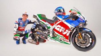 MotoGP: Ecco la nuova Honda LCR di Alex Marquez