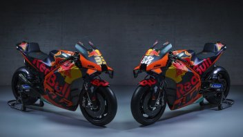 MotoGP: PHOTOS - Here is the 2021 KTM: same colours but bigger goals