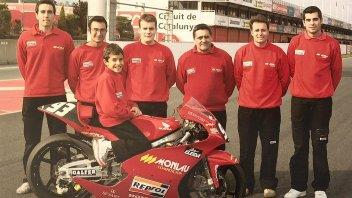 MotoGP: Marquez va in soccorso del suo vecchio sponsor, in crisi per il Covid
