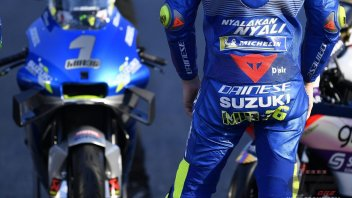 MotoGP: VIDEO - Joan Mir opts to continue to use the # 36 instead of # 1