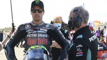 """MotoGP: Morbidelli: """"One of our strengths is Ramon Forcada, who knows the Yamaha from head to toe"""""""