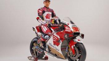 """MotoGP: Nakagami svela la Honda LCR: """"sono pronto per lottare per la vittoria"""""""
