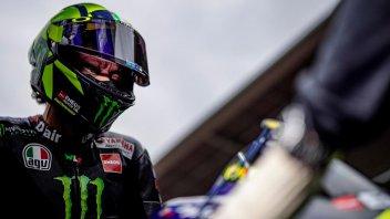 MotoGP: Mondiale 2021: i bookmaker non credono più in Valentino Rossi