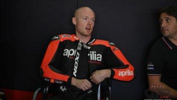 "MotoGP: Bradley Smith: ""In Aprilia they know I'm faster than Savadori"""