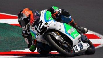 SBK: CIV Moto3, Devis Venturato prosegue con il Team SM Poscorse