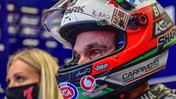 SBK: Grattacapo Yamaha! Incidente per Niccolò Canepa a Valencia