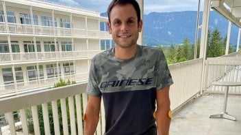 """SBK: Cortese: """"Ringrazio di essere ancora vivo, ma voglio tornare a correre"""""""