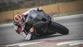 "SBK: Van der Mark: ""We need to put a bit of BMW and Yamaha together"""