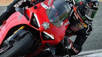 SBK: Scott Redding, un inverno da leone con la Ducati: anche oggi in pista!