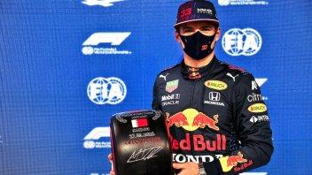 Auto - News: F1 - GP Bahrain: Verstappen batte Hamilton in qualifica, Leclerc 4°